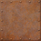 Rusty Metal Background Lizenzfreie Stockbilder