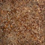 Rusty Metal Background Closeup Imágenes de archivo libres de regalías