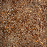 Rusty Metal Background Closeup Royalty Free Stock Images