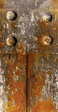 Rusty Metal Background Royalty Free Stock Images