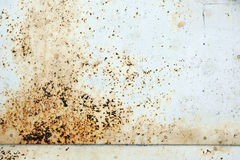 Rusty metal background Royalty Free Stock Photography