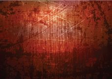Vector rusty texture Stock Images