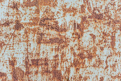 Rusty metal background Royalty Free Stock Photo