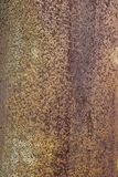 Rusty metal background in natural light royalty free stock image