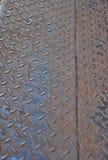 Rusty metal background Stock Photos