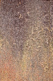 Rusty metal background texture Stock Images