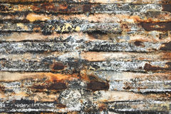 Rusty Metal Background Texture. Rusted Shipping Container with Old Layers of Paint. Rusty Metal Background Texture. Rusted Shipping Container with Old Layers of Stock Images