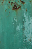 Rusty metal background texture vertical Royalty Free Stock Photos