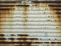 Rusty Metal - Backgrounds Series Stock Photo