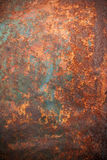 Rusty metal backround Royalty Free Stock Photo