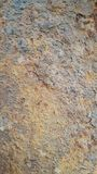 The rusty metal. Corrosion of metal. Rusty abstract background.  Royalty Free Stock Photos