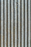 Rusty Metal corrugated Royalty Free Stock Images