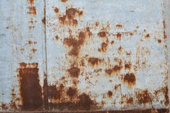 Rusty metal. Stock Images