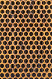 Rusty metal grate Royalty Free Stock Images