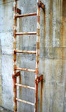 Rusty Metal Ladder Royalty Free Stock Image