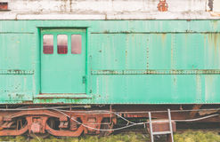 Rusty metal painted background, grunge texture,train surface. Royalty Free Stock Images