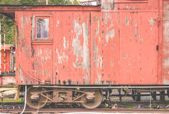 Rusty metal painted background, grunge texture,train surface. Stock Images