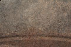 Rusty metal parts Royalty Free Stock Images