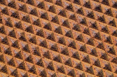 Rusty metal pattern Stock Image