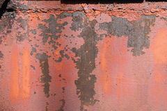 Rusty metal. A picture of rusty metal texture stock photo