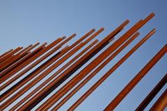 Rusty Metal Pipe Royalty Free Stock Photo
