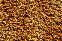 Rusty metal plate Royalty Free Stock Photos