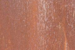 Rusty metal plate Stock Photos
