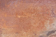 Rusty metal plate. Abstract old metallic background Royalty Free Stock Photos
