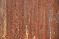 Rusty metal plate texture Stock Photos