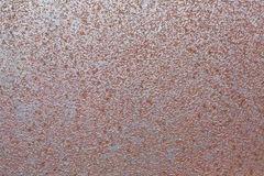 Rusty metal plate texture Royalty Free Stock Image