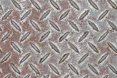 Rusty Metal Plates Royalty Free Stock Images