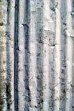 Rusty metal roof texture Stock Photos