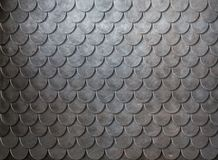 Rusty metal scales armor background Stock Photography