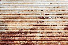 Rusty metal sheet Royalty Free Stock Photo