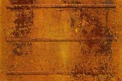 Rusty metal sheet Stock Images