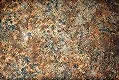 Rusty metal surface Royalty Free Stock Photos