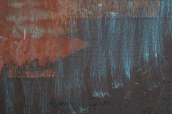 Rusty Metal Surface Royalty Free Stock Photo