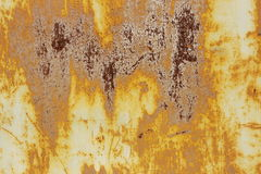 Rusty metal surface Stock Images