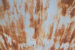 Rusty Metal Surface Background abstracto Imágenes de archivo libres de regalías