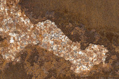 Rusty metal surface  background Royalty Free Stock Photo