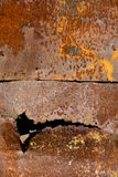 Rusty metal surface Royalty Free Stock Photography
