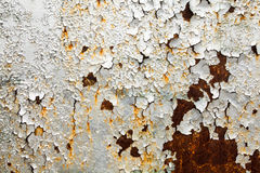 Rusty metal surface Royalty Free Stock Image