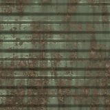Rusty metal surface (rendered) Stock Images
