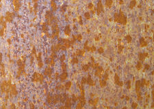 Rusty metal surface. Use as a background Stock Images