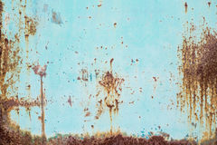 Rusty Metal Texture Stockfoto