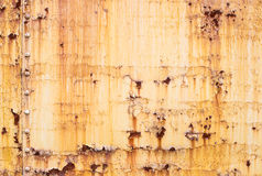Rusty Metal Texture Stockbilder