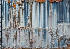 Rusty Metal Texture Lizenzfreie Stockfotografie