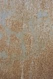 Rusty Metal Texture Stock Image