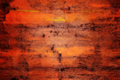 Rusty metal texture Stock Photos