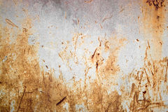 Rusty Metal Texture. A rusted metal texture.  A very grungy and worn looking material Stock Photography